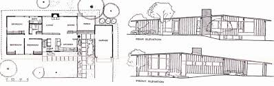 mid century ranch floor plans 59 beautiful collection of midcentury house plans floor and house