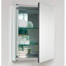 Glass Bathroom Shelving Unit by Bathroom Cabinets Square Glass Mirror Wall Cabinet Storage For