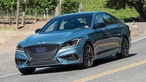 the 2018 genesis g80 sport is a sport sedan in need of some air