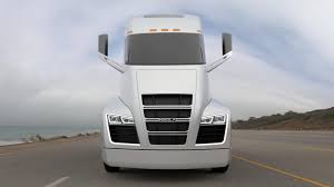 concept semi truck nikola motor presents electric truck concept with 1 200 miles range