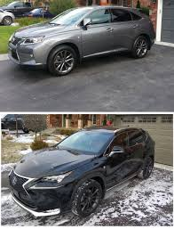 lexus nx vs acura my rx vs nx ownership detailed comparison clublexus lexus