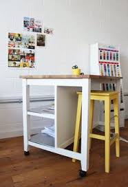 ikea kitchen cutting table cutting table on casters stenstorp kitchen island ikea sewing