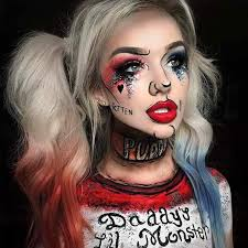 18 extravagant and easy halloween makeup looks easy halloween