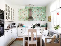 country kitchen wallpaper ideas beautiful kitchen wallpaper ideas for every furnishing style 30