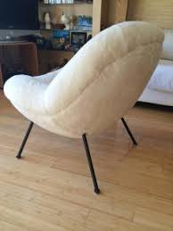 Reupholster Egg Chair Fritz Neth Fritz Neth Spectacular Pair Of