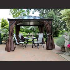 metal roof gazebo metal roof gazebo suppliers and manufacturers