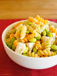 Homemade Pasta Salad by Kid Friendly Pasta Salad The Weary Chef
