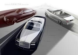 cartoon rolls royce rolls royce to replace phantom after 13 year run