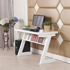 Z Shaped Desk Simple Desktop Home Z Shaped Combination Of Solid Wood Bookcase