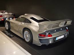 porsche carrera back porsche u0027s insane chirping 911 gt1 evo mid engine race car is a