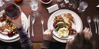 thanksgiving dinner for one person 7 ways to host a thanksgiving dinner that supports eating disorder