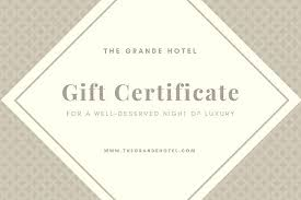 printable hotel gift certificates casino gift certificate receptionist casino london
