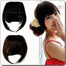 hair clip poni hairclip poni depan kesehatan kecantikan perawatan rambut di