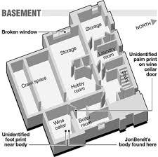 home floor plans with basement jonbenet ramsey s former boulder home floor plan