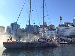 pacific ocean tara a schooner for the planet