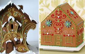 grown up gingerbread houses