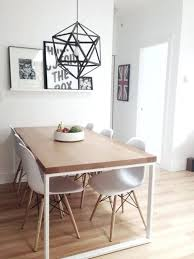 trendy ikea dining room tables diy make dining room table large