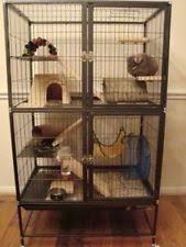 Rabbit Hutches For Indoors Indoor Rabbit Cage Ebay