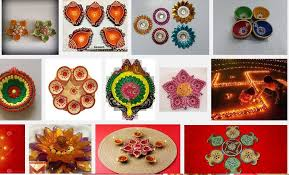 add a festive fervour to your home with beautiful diwali diyas