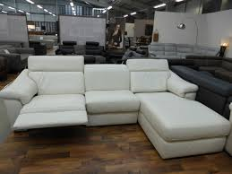 Natuzzi Leather Sofa by Natuzzi Editions Trieste Iii Leather Sectional Sofa With Chaise