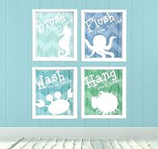 sea bathroom ideas sea decor its sea decoration for classroom krepim club