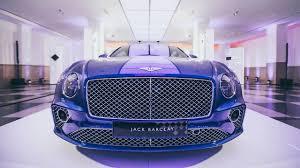 bentley purple bentley continental gt arrives at uk dealer u2013 yours from 154 000