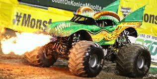 monster truck jam anaheim monster jam opens at the angel stadium of anaheim january 13th