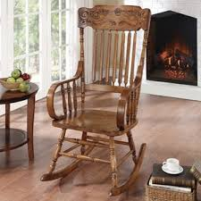 Mission Style Rocking Chair Rocking Chairs You U0027ll Love