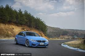 bmw m3 stanced perfecting the perfect family sedan speedhunters