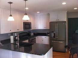 white kitchen cabinets with black slate appliances slate appliance white cabinet counter slate