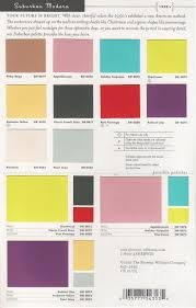 mid century modern interior colors sherwin williams suburban