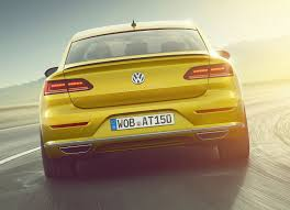 volkswagen arteon r line volkswagen arteon revealed with video cars co za