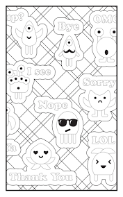 coloring books for teens 293 best color me emoji images on pinterest coloring books