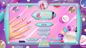 nail polish games for girls android apps on google play