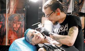 Tattoo Expo Erfurt | tattoo convention in erfurt thüringer allgemeine