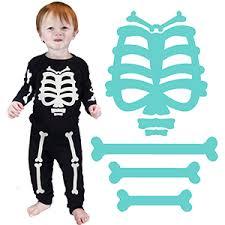 Halloween Skeleton Costume 99 Cent Halloween Die Cut Skeleton Costume Cute