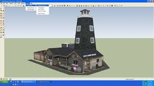 download google sketchup tutorial complete zip rubytmix a trainzxml exporter for sketchup