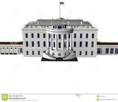 white house 3d model stock illustration image of house 9571784