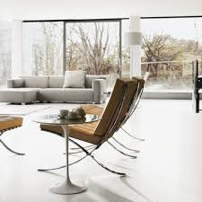 barcelona chair by knoll nw3 interiors