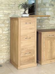Oak Filing Cabinet 3 Drawer Baumhaus Mobel Oak 3 Drawer Filing Cabinet Baumhaus Mobel Oak