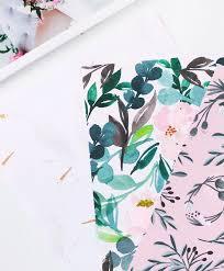 flutter paper diy envelope liners