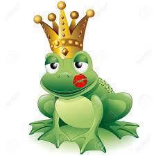 cute frog prince clipart clipartxtras