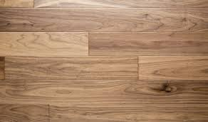 walnut flooring scraped brown hardwood