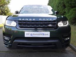 metallic land rover used aintree green metallic land rover range rover sport for sale