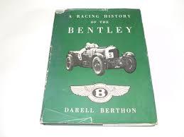 bentley racing jacket a racing history of the bentley berthon 1956