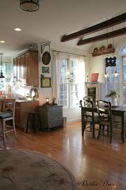 Kitchen Decorating Ideas On A Budget How To Seasonally Decorate Your Kitchen On A Budget Debbiedoos