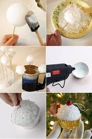 13 idées géniales décorer noël avec des boules de styromousse