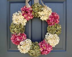spring wreaths for front door a heavy duty thin metal door wreath holder coated with a black color