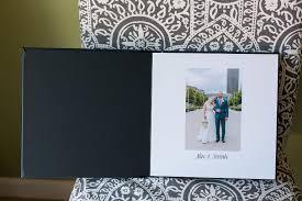 Leather Wedding Albums Cleveland Wedding Photographers U2013 Maria Sharp Photography