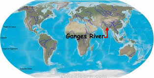 world river map image 2 ganges river on world map suggests me